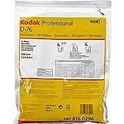 Kodak D-76 Developer Powder, B and W Film 1 Gallon