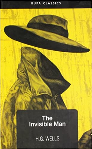Image result for the invisible man book