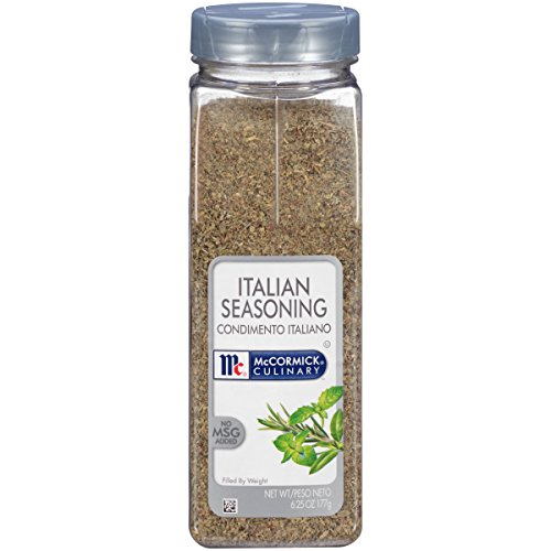 (McCormick Culinary Italian Seasoning, 6.25 oz)