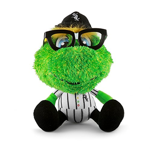 Fabrique Innovations MLB Chicago Sox Study Buddy Plush Toy ()