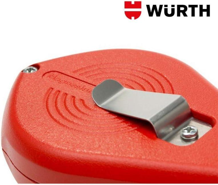 Gris Wurth Filo Battitraccia Con Rapporto Di Trasmissione 071370 Fil de Traction avec Rapport de Transmission 30 m 220