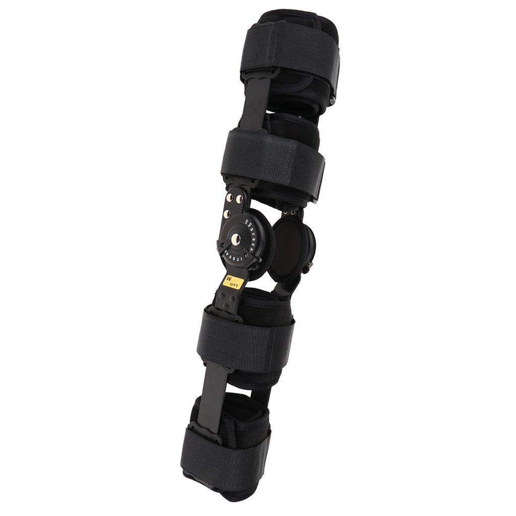 Perfeclan Justierbare Knie-Stützklammer Knieorthese Für ACL-Ligament Sport verletzung