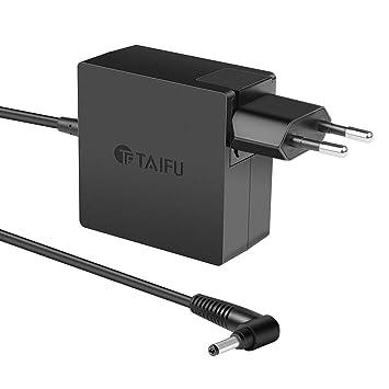 TAIFU Adaptador de corriente para Lenovo IdeaPad 100-15IBY N3540, Lenovo Ideapad 100-14IBY N2840, Lenovo 100-15IBY 80MJ N2940,Lenovo IdeaPad 100 ...