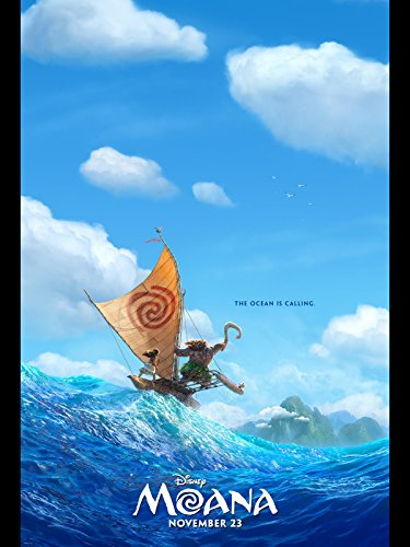 Moana (2016) (Movie)