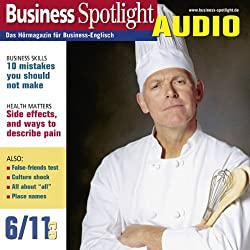 Business Spotlight Audio - 10 mistakes you should not make. 6/2011