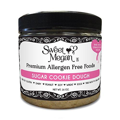 (Sweet Megan Edible Bake-able Sugar Cookie Dough)