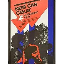 No tenemos derecho a esperar 1975 Czech A3 Poster