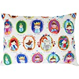 Toddler Pillowcase, 13x18, Made in the USA, Cotton, Hypoallergenic