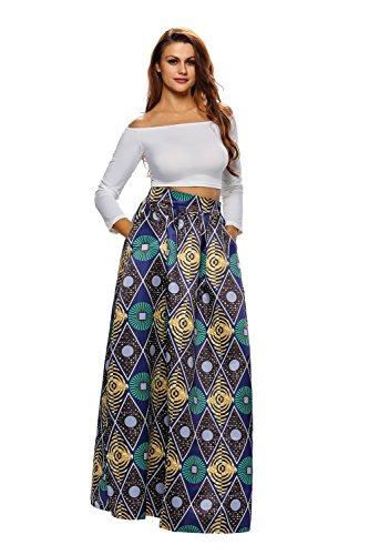 UBetterM Women Circle Diamond African product image