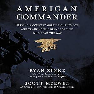 American Commander Audiobook