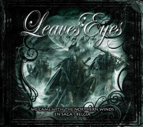 Leaves' Eyes: We Came With the Northern Winds-en Saga I Belgia (2 CD + 2 DVD, CD-Boxset) (DVD)