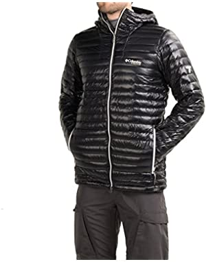 Mens Decompression Down Jacket, Black