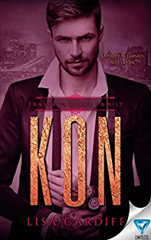 KON (Trassato Crime Family Book 2) by [Cardiff, Lisa]