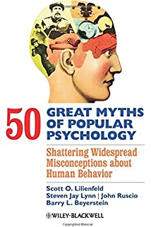 Amazon psychological science fifth edition 9780393937497 50 great myths of popular psychology shattering widespread misconceptions about human behavior fandeluxe Gallery