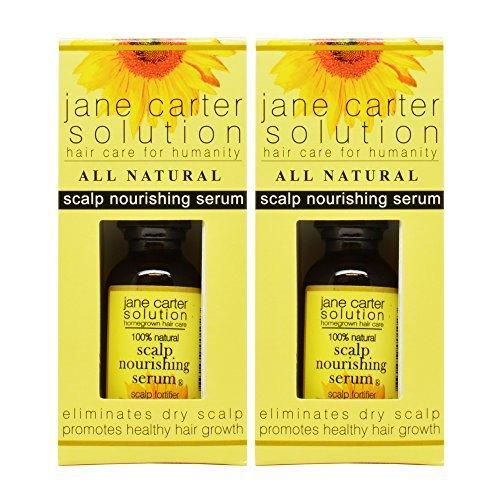 Scalp Nourishing Serum (Jane Carter Scalp Nourishing Serum 1oz