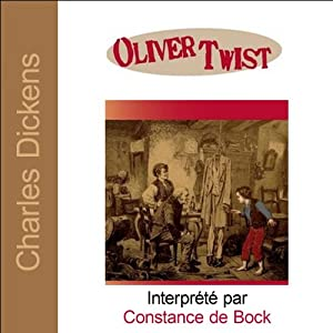 Oliver Twist | Livre audio
