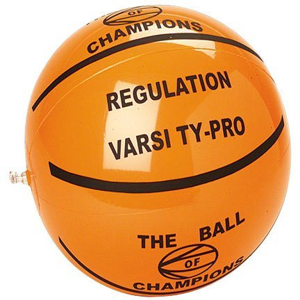 U.S. Toy One Inflatable Basketball Theme Beach Ball - 16