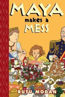 Maya Makes a Mess(Hardback) - 2013 Edition ebook