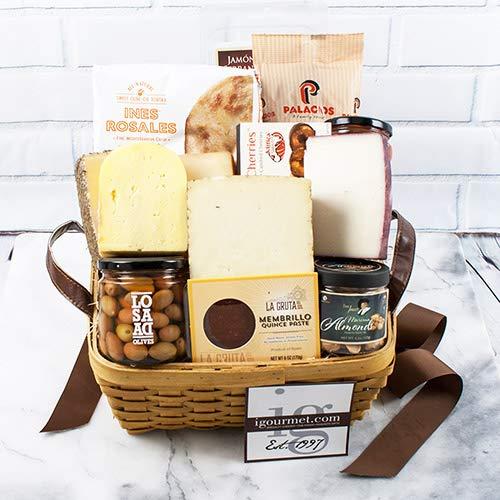 Spanish Fiesta Premier Gift Basket (5.6 pound)
