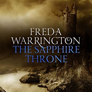 The Sapphire Throne Audiobook