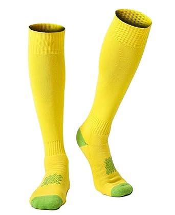 XXSPU Calcetines Calcetines de fútbol Calcetines largos Calcetines ...