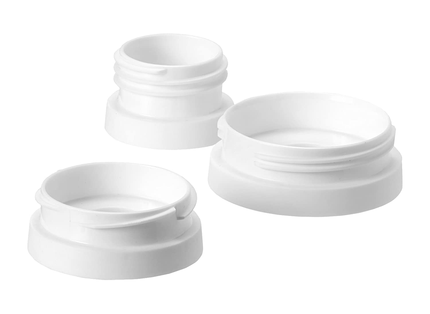 Lot de 3 adaptateurs Express and Go pour tire-lait de Tommee Tippee Mayborn Group 423026