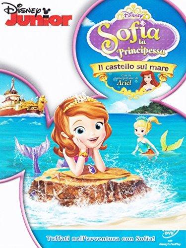 sofia la principessa - il castello sul mare dvd Italian Import