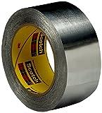 Aluminum Foil Tape 431, 500 mm x 55 m 3.1 mil