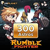 300 Astros: Rumble Fighter [Instant Access]