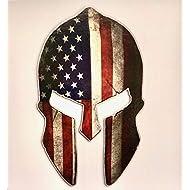 Patriotic United States of America spartan coaster