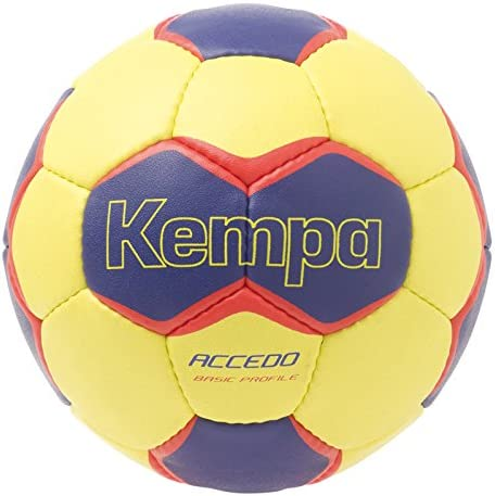 Kempa Handball Accedo Basic Profile - Pelota de Balonmano: Amazon ...