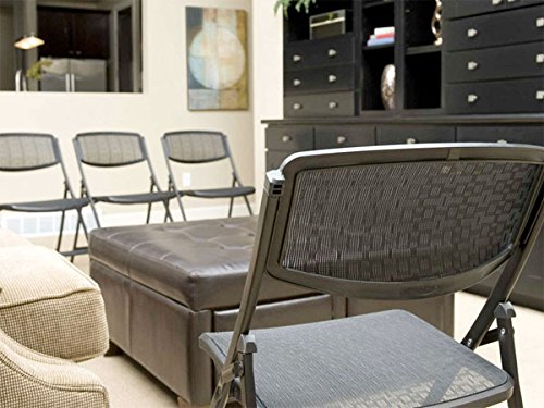 Mity-Lite MESH ONE Folding Guest Chair
