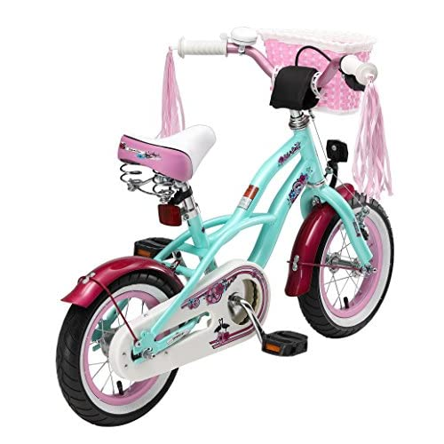 fc1b8bbc5fe BIKESTAR Original Premium Safety Sport Kids Bike with sidestand and  accessories for age 3 year old