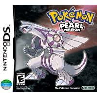Pokemon Pearl Version Nintendo DS - World Edition