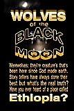 EDDIE SMITTY'Z Wolves of the Black Moon, Edward Smith, 1481151924