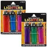 V-Lite Disposable Child Resistant Lighters, 30 Pack