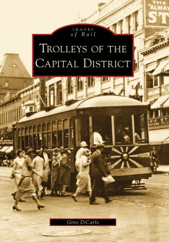 Download Trolleys of the Capital District (Images of Rail) PDF