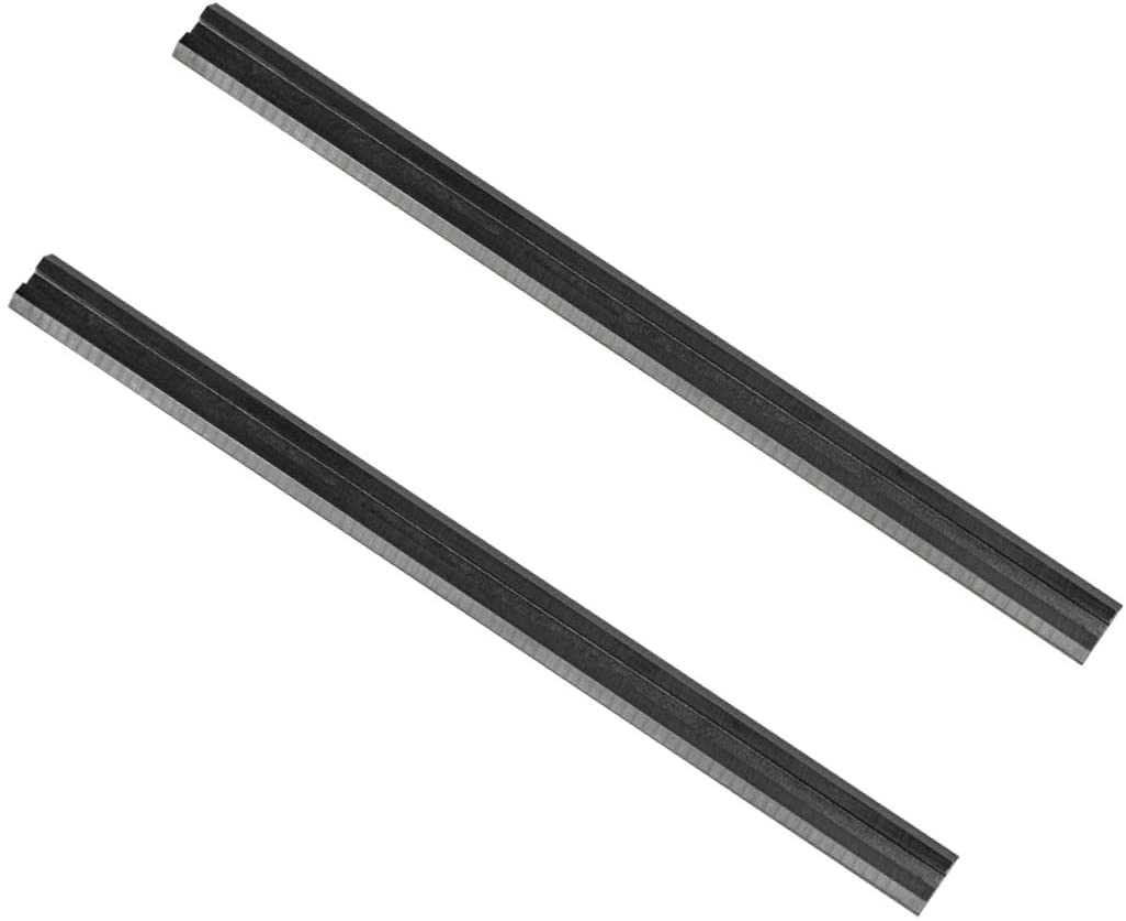 POWERTEC 128307 3-1/4 HSS Planer Blades for Black & Decker 79-699 7698K, Set of 2