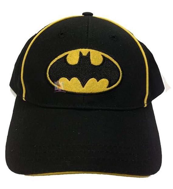 1f7d4a7cd8bae Amazon.com  Batman Caps Hat  Clothing