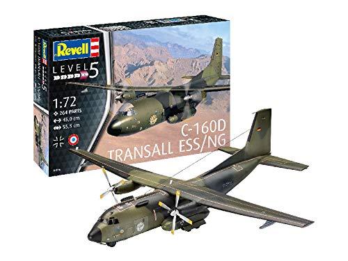 C-160 TRANSALL ELOKA  KIT 1 72 - Revell - Kit Aerei - Kit di Montaggio