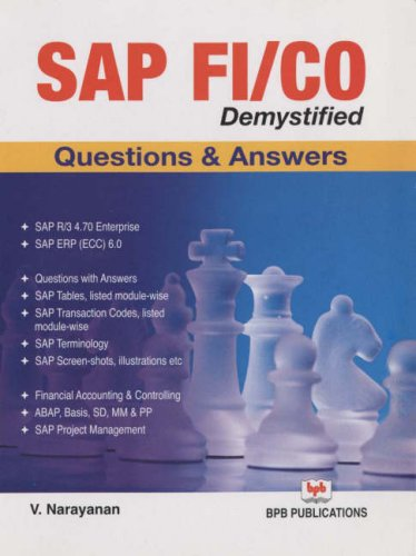 SAP FI/ CO Demystified: Questions and Answers