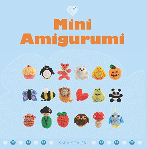 Mini Amigurumi (Cozy) [Scales, Sara] (Tapa Blanda)
