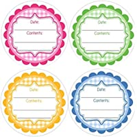 2 Inch Round Canning Labels Set of 60