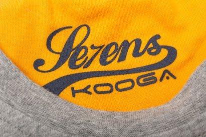 Kooga Se7ens Off Field Rugby T-Shirt Grey Marl size L