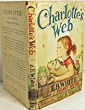 Charlotte's Web - First Edition (later printing) in Dust Jacket