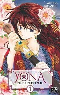Yona, Princesse de l'Aube, tome 1 par Kusanagi Mizuho