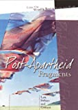 Post-Apartheid Fragments : Law, Politics and Critique, Le Roux, Wessel and Van Marle, Karin, 1868884058