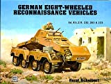 German 8-Wheeled Reconnaissance Vehicles, Horst Scheibert, 0887404766