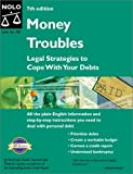 img - for Money Troubles: Legal Strategies to Cope With Your Debts by Robin Leonard (2001-07-03) book / textbook / text book