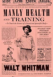 Image result for Manly Health and Training by Walt Whitman